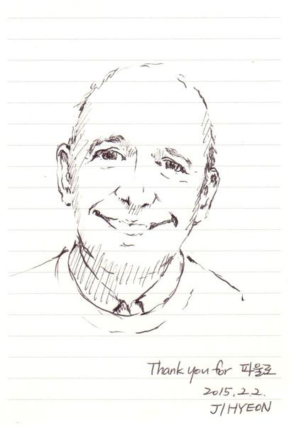 disegno-a-penna-di-una-cliente