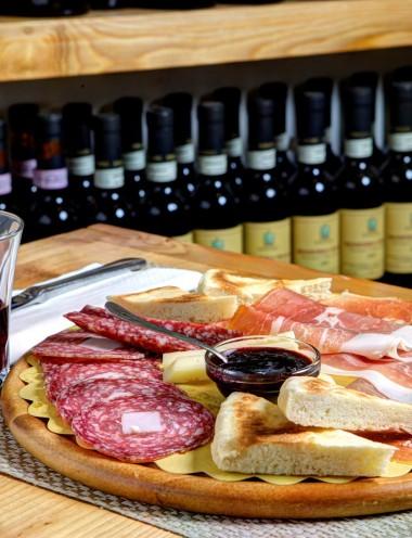Offerta soggiorno con degustazione - Hotel Properzio Assisi